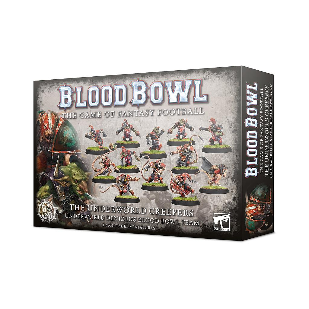The Underworld Creepers: Blood Bowl