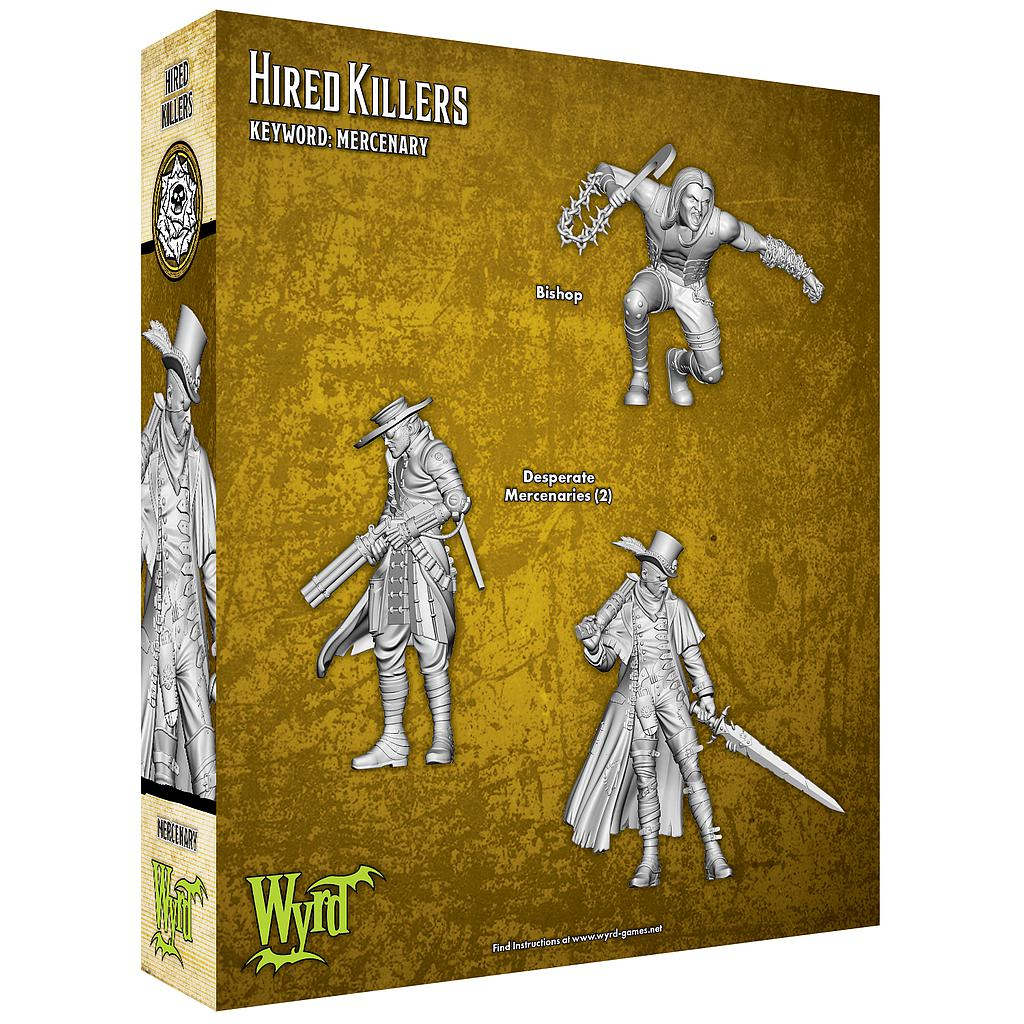 Hired Killers: Malifaux