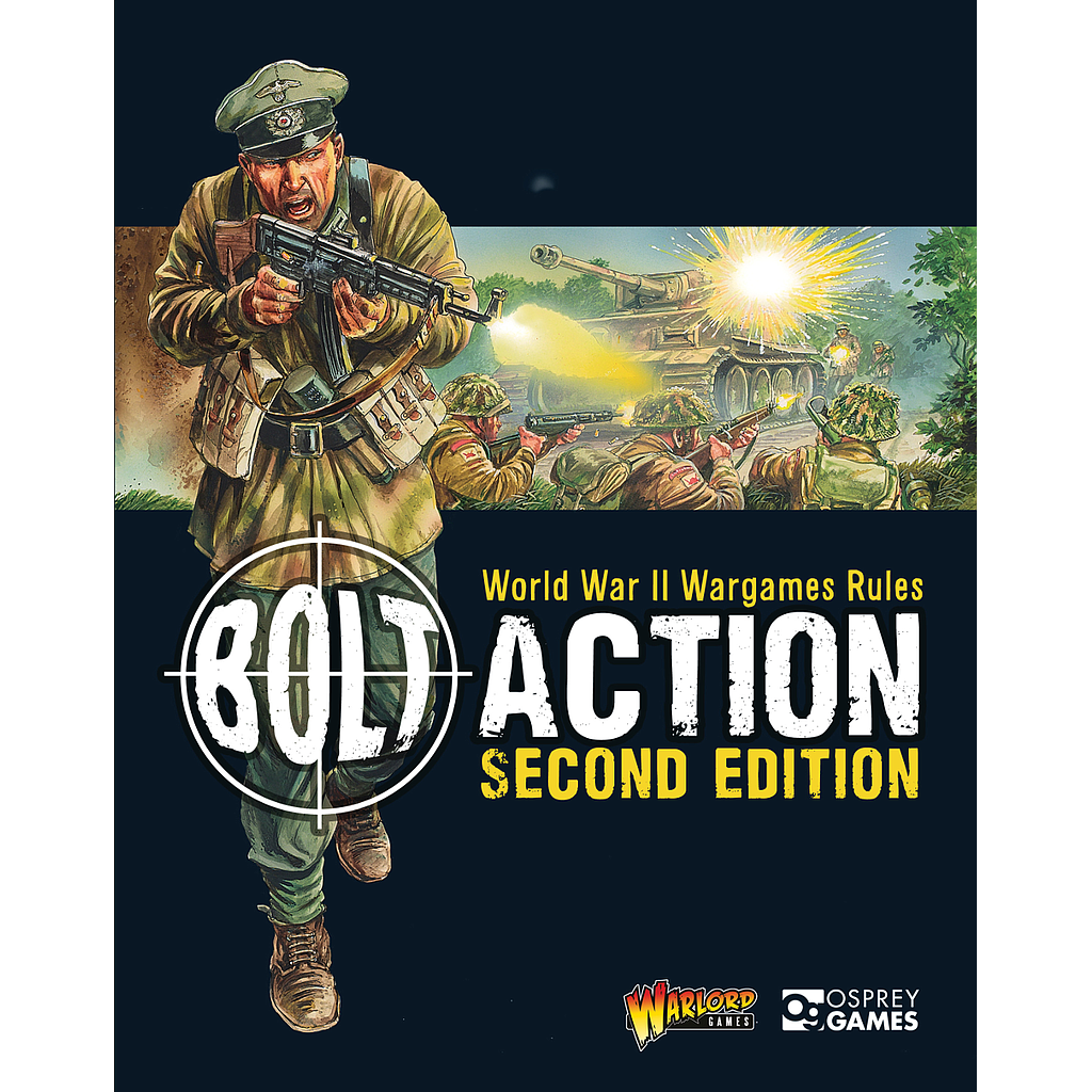 Bolt Action 2: Rulebook