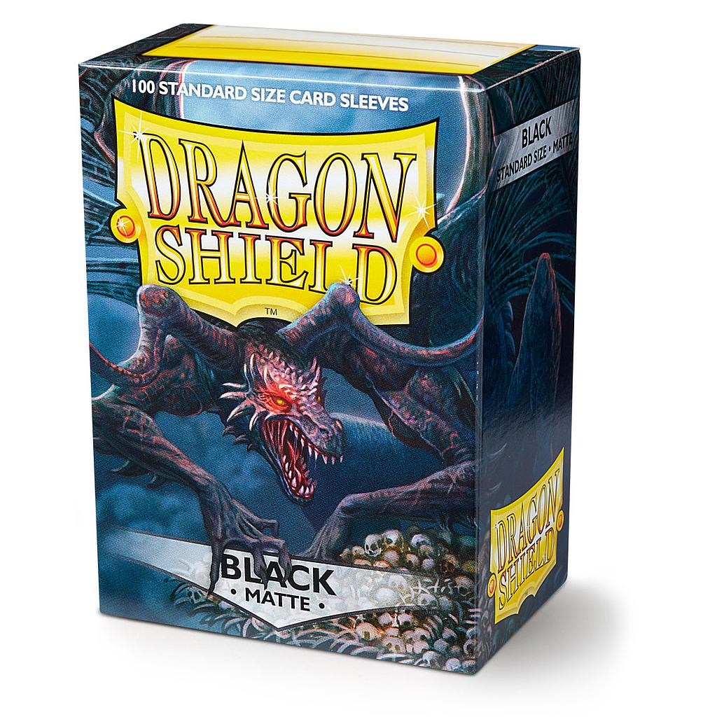 Dragon Shield Matte - Blue (100)