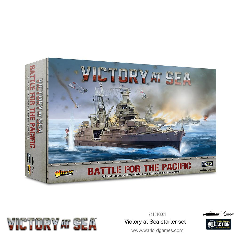 Battle for the Pacific: Victory at Sea Starter Game