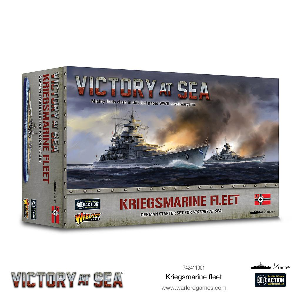 Kriegsmarine Fleet: Victory at Sea