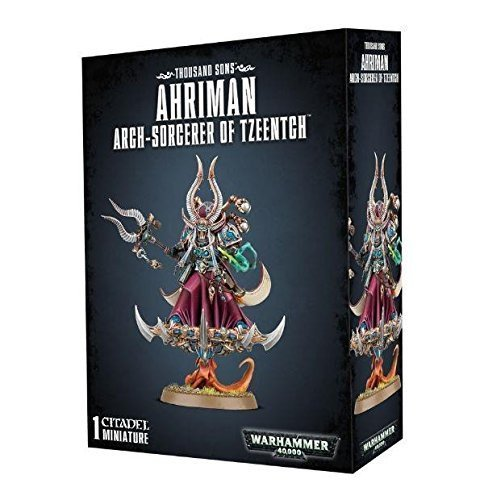 Ahriman Arch-Sorcerer of Tzeentch: Thousand Sons