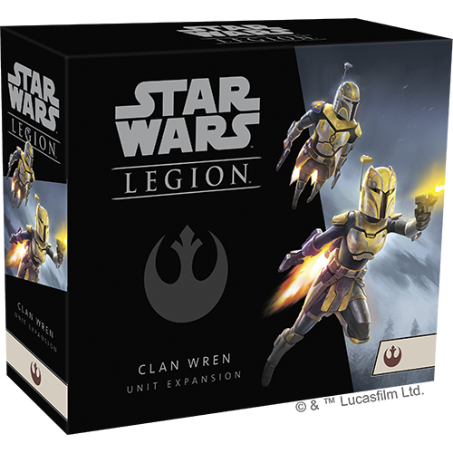 Clan Wren Unit Expansion: Star Wars Legion