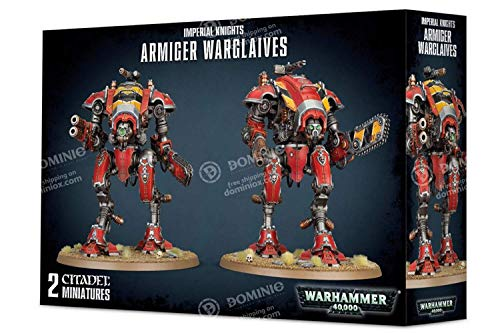 Armiger Warglaives / War Dogs: Imperial Knights