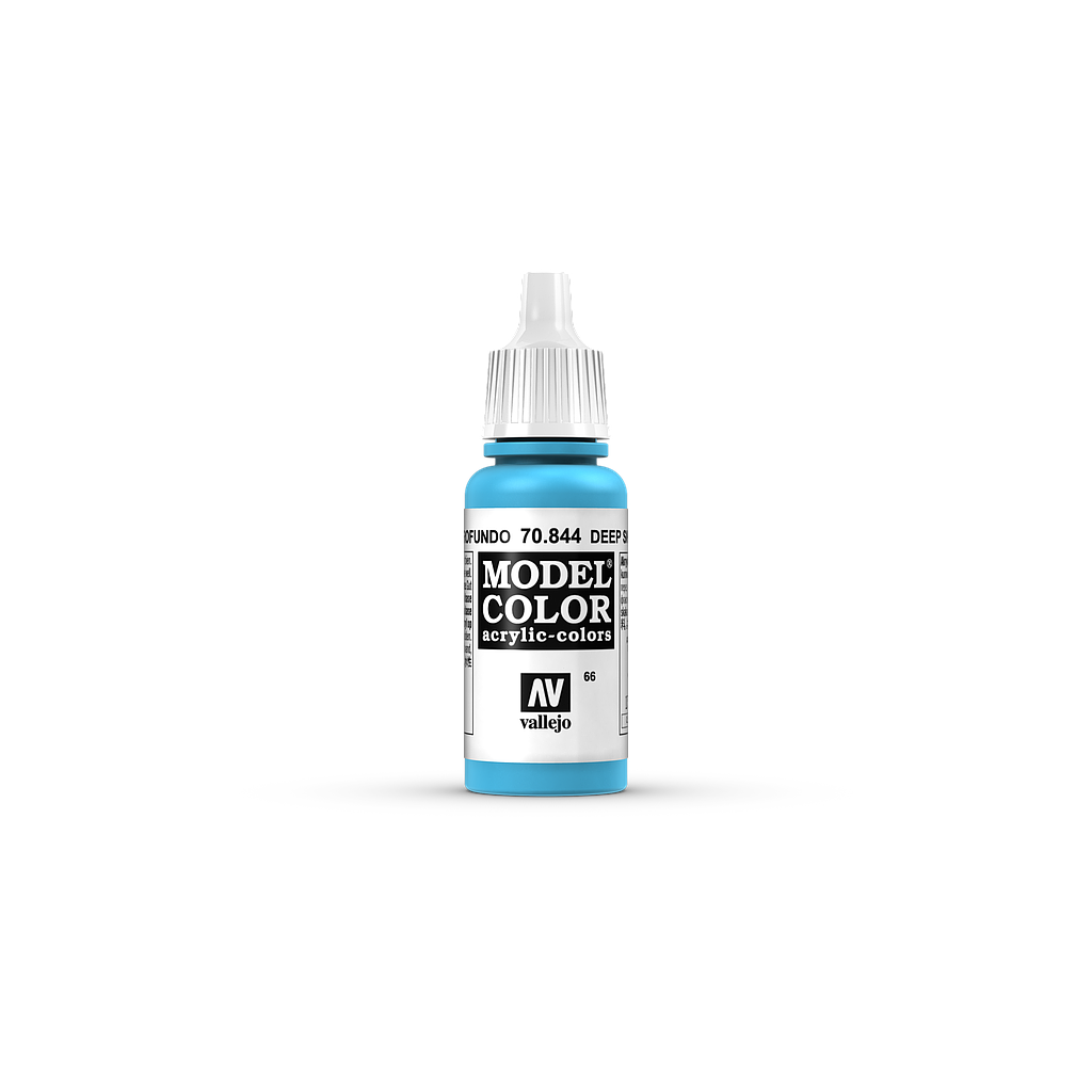 AV Model Color 17ml - Deep Sky Blue
