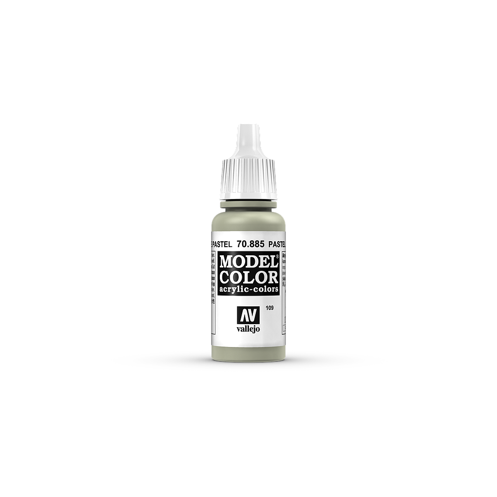 AV Model Color 17ml - Pastel Green