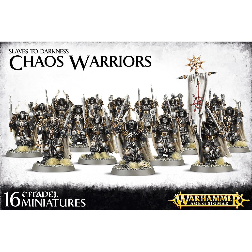 Chaos Warriors Regiment: Slaves to Darkness