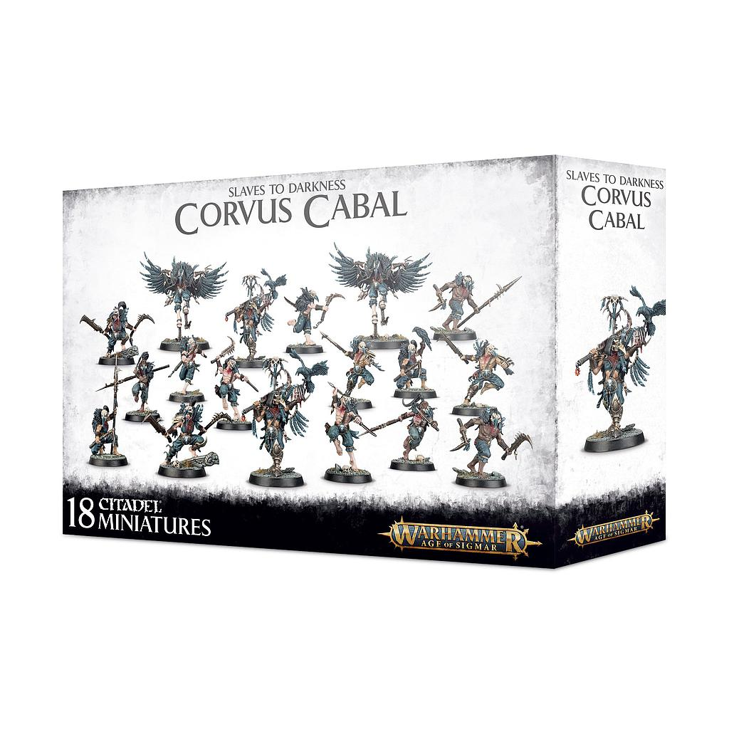 Corvus Cabal: Slaves to Darkness