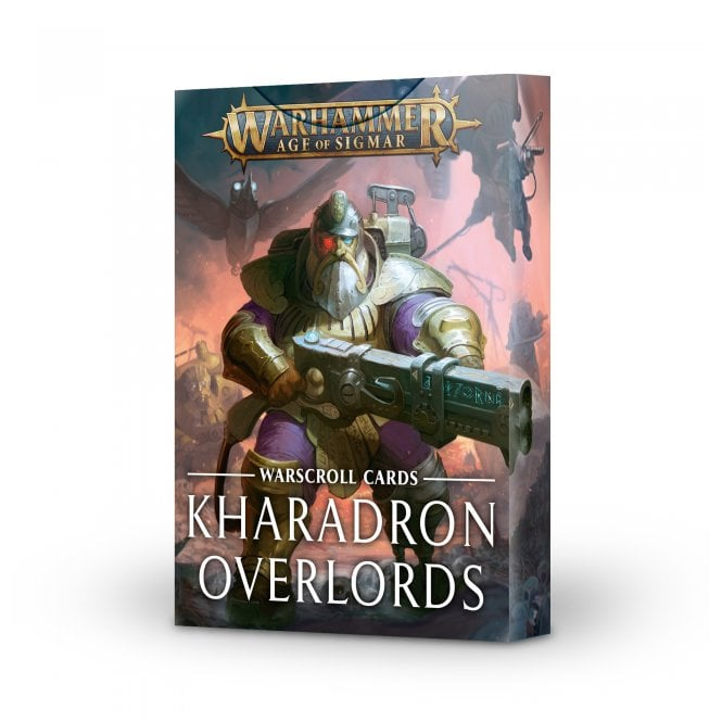 Warscrolls: Kharadron Overlords