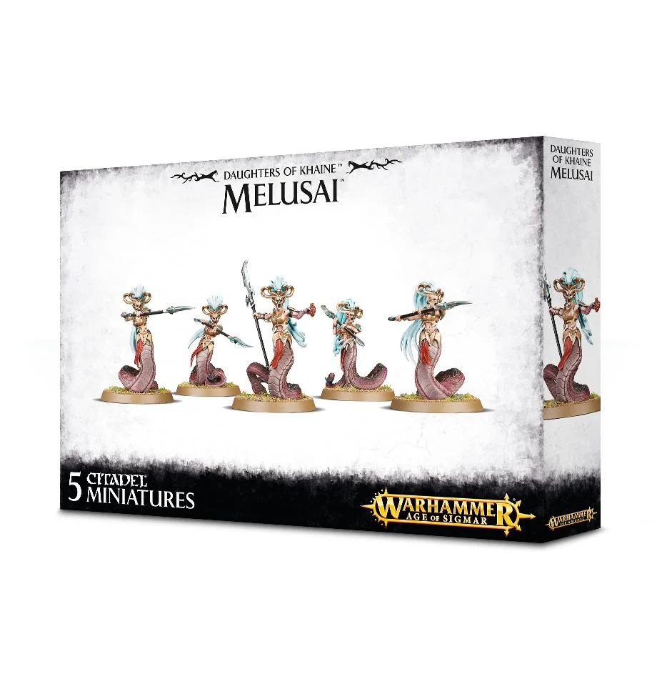 Melusai Blood Sisters / Blood Stalkers: Daughters of Khaine