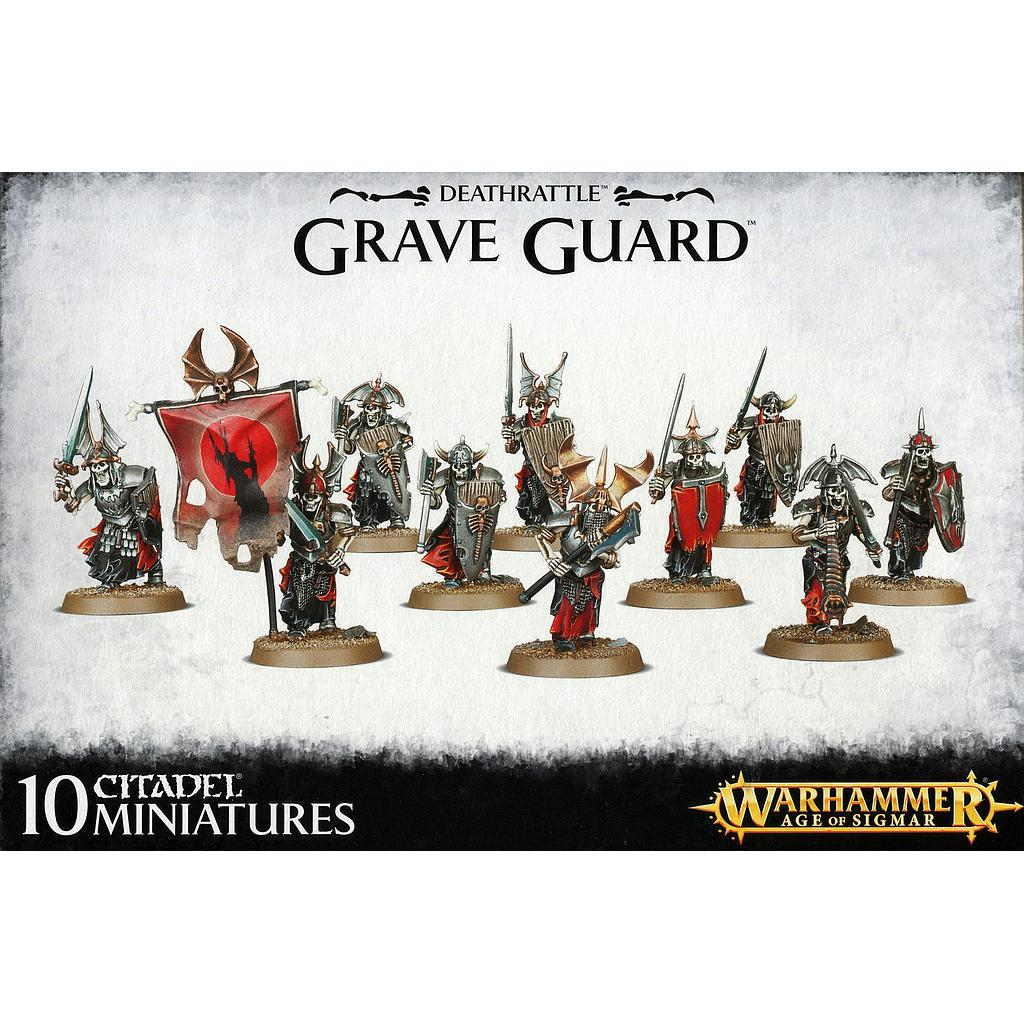 Grave Guard: Legions of Nagash