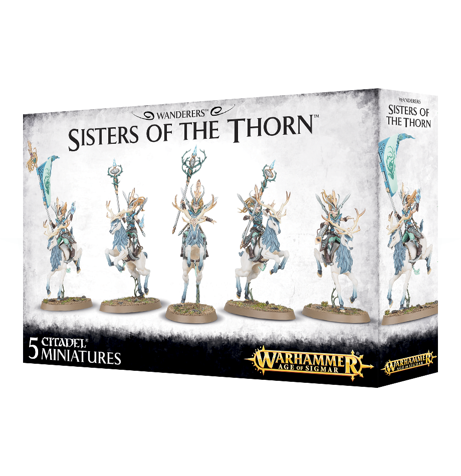 Sisters of the Thorn / Wild Riders: Cities of Sigmar
