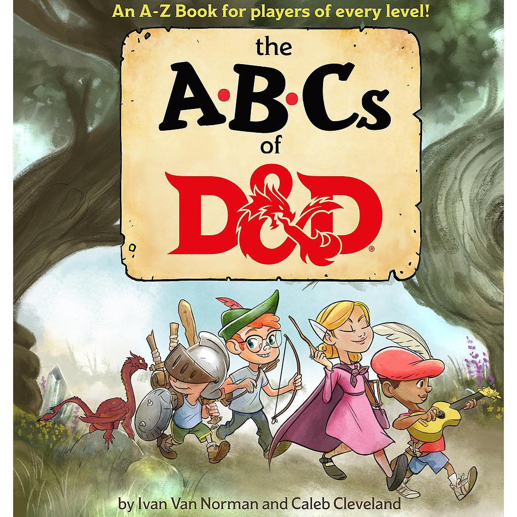 ABCs of Dungeons & Dragons
