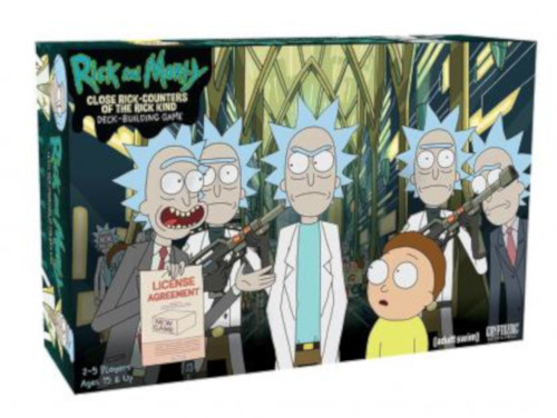 Close Rick-Counters of the Rick Kind