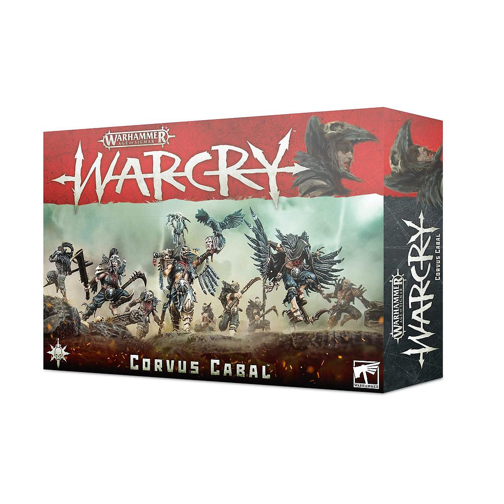 Corvus Cabal: Warcry