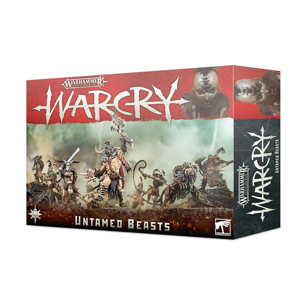 Untamed Beasts: Warcry