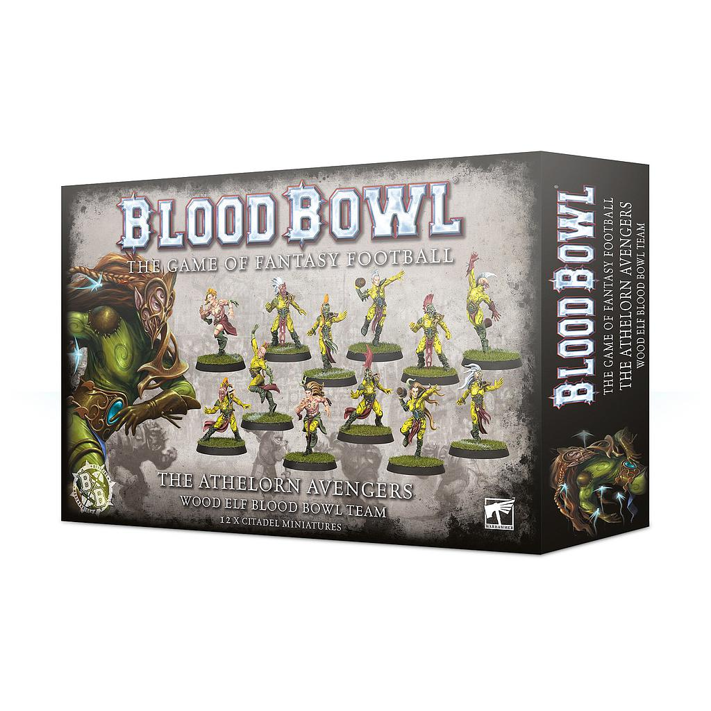 The Athelorn Avengers: Blood Bowl