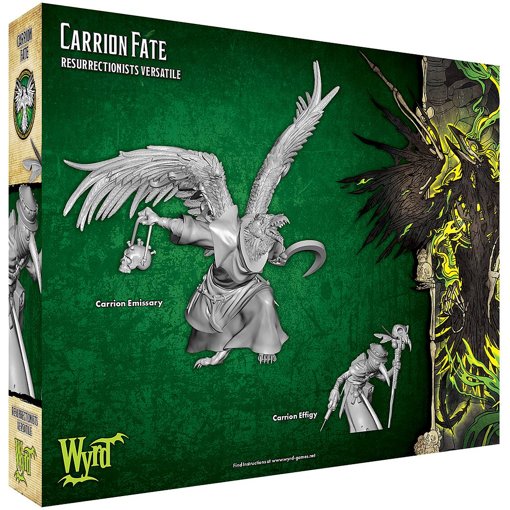 Carrion Fate: Malifaux