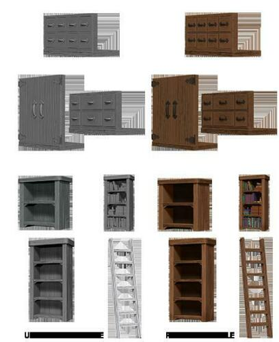 Archivist Library: Deep Cuts Miniatures