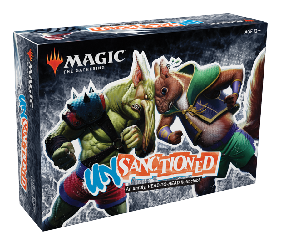 Unsanctioned: Magic the Gathering