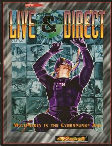 Live and Direct: Cyberpunk 2020 RPG