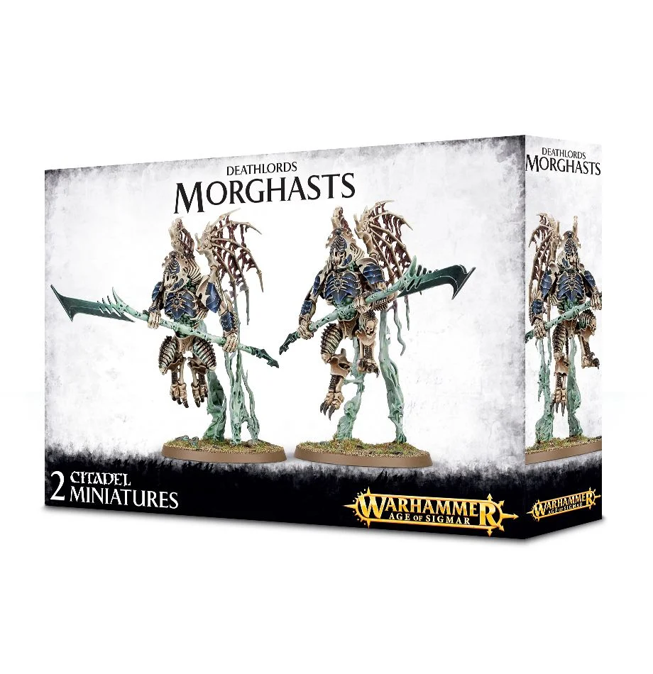 Morghasts Archai / Harbingers: Ossiarch Bonereapers