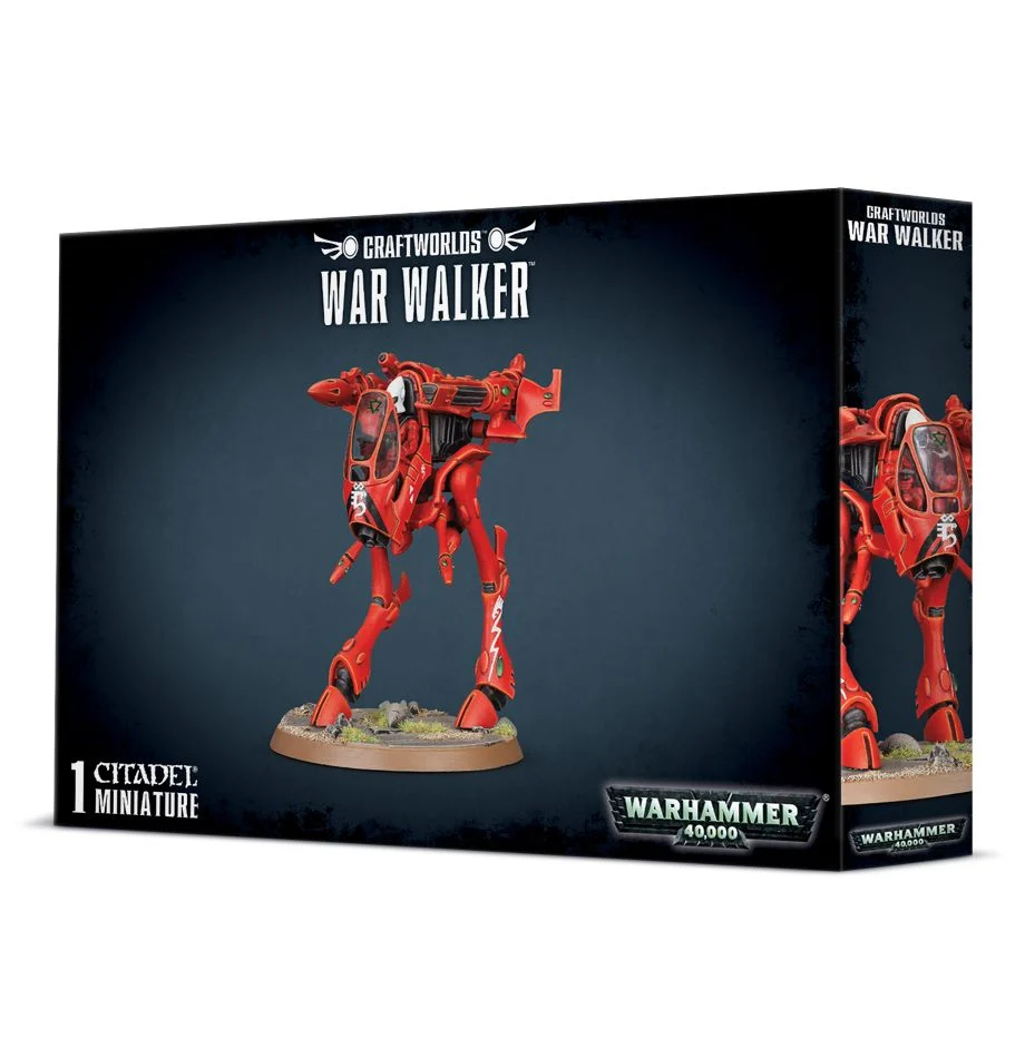 War Walker: Craftworlds